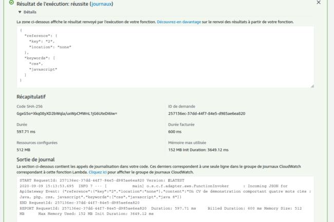 keywords-extractor-lambda-tes